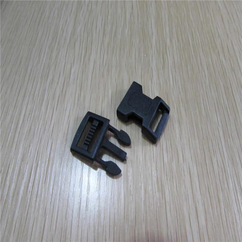 Accesorios para portabebés AINOMI, hebilla de Liberación lateral de 15mm, hebilla para bolso de mano, equipaje o equipo deportivo