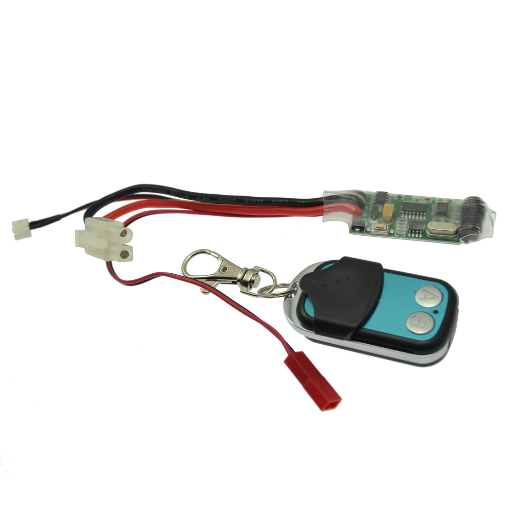 High Quality RC Car Winch Control Wireless Remote Receiver for 1:10 RC Crawler Truck SCX10 D90 D110 TRX4 90046 Winch high quality for sony m930 mbx 215 laptop motherboard mbx 215 mainboard 1p 009bj00 8012 100