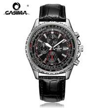Luxury Brand watches men sport watches quartz watch fashion relogio masculino waterproof 100m CASIMA 8882