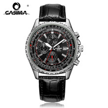 Luxury Brand watches men sport watches quartz watch fashion relogio masculino waterproof 100m CASIMA #8882