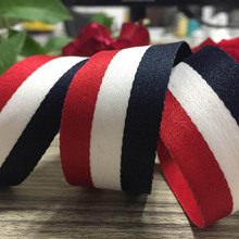 80 Meters 100% Polyester Bag Webbing Sewing Accessories Ribbon Binding Tape Garment Width 20mm