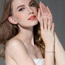6 Colors Luxury Rose Gold Color Chain Bracelet JIB013