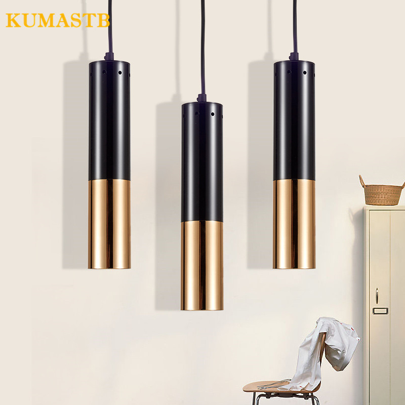 Tubular Pendant Light Modern Brief Creative Vintage Industrial Pendant Lamp Art Cafe Restaurant Bar Metal Hanging Lighting art deco vintage industrial metal wire cage pendant light guard rustic ceiling mounted lamp cafe pub hotel porch bar