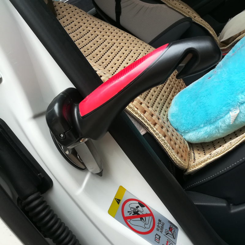 Assist Grab Bar Vehicle Escape Tool emergency hammer Breaker ...
