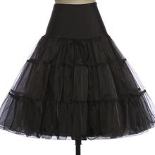 67 см 50s ретро Нижняя юбка Свинг Винтаж подъюбник необычная сетчатая юбка рокабилли юбка пачка юбка S/M L/XL 2XL/3XL 4XL 6XL