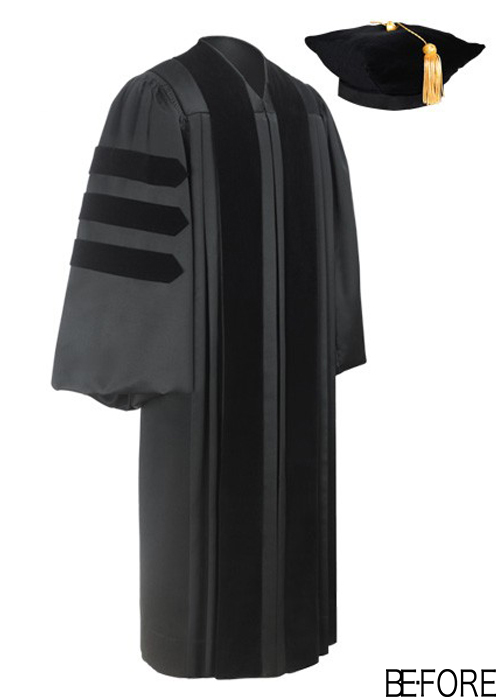 Popular Doctorate Graduation Gown-Buy Cheap Doctorate Graduation ...