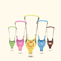 NEW Cartoon Animal Pettern Baby Harness Backpack Kids Safety HarnessWith Cute Sound,Baby Walking Assistant,sac a dos harnais