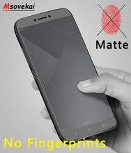 For Xiaomi Mi 8 SE Mi 8 Lite Mix 2S Max 3 Mi 5X 6X A1 A2 Lite Note 3 Matte Tempered Glass For PocoPhone F1 Screen Protector Film for xiaomi mi 8 se lite mix 2s max 3 mi 5x 6x a1 a2 lite note 3 anti blue light tempered glass for pocophone f1 screen protector