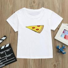 2018 Father Baby Clothes Summer Short Sleeve Cotton T-shirt