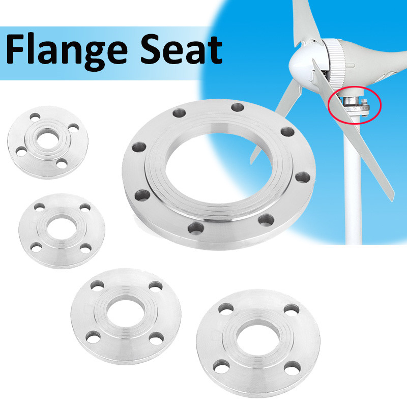 New Arrival Flange Seat Wind Turbines Generator Accessories Iron Galvanized For Wind Generators High Quality New Arrival