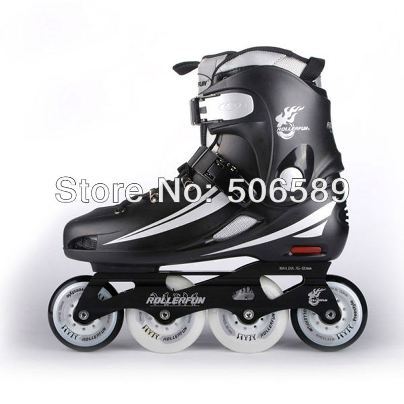 Free Shipping Adult's Roller Skates Rollerfun 2nd Black Color Hot Sale Best Choice