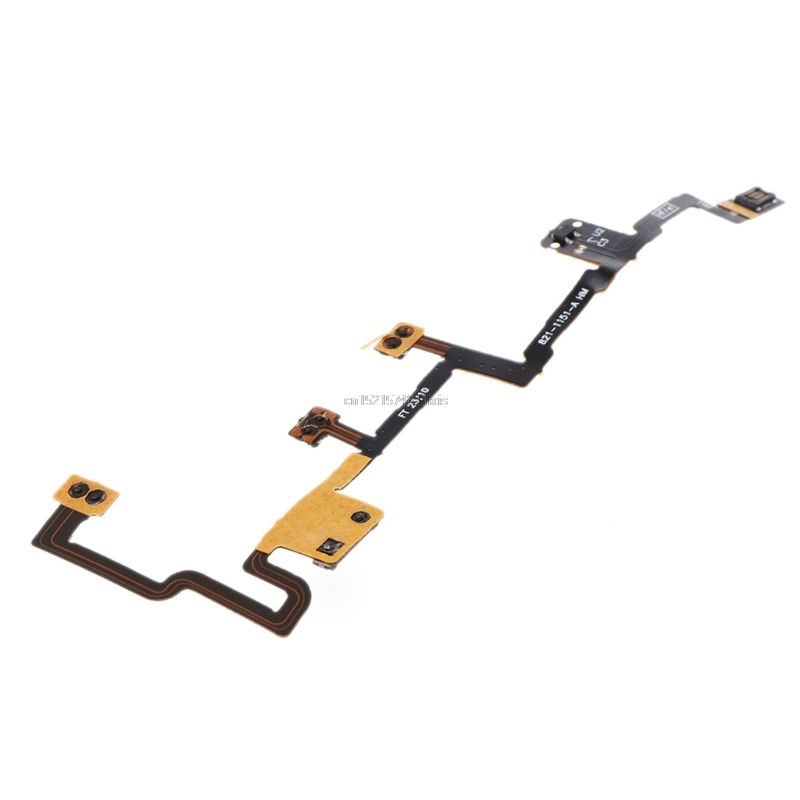 Ribbon Flex Cable Mute Switch Volume Power Button ON OFF Replacement For Apple IPad 2 A1395 A1396