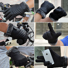 Men's Winter Touchscreen Warm Gloves