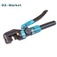 4mm-70mm draad touw crimper  Hydraulische behuizing pijp tang  Aluminium mouw tang  hex Kabel tang gereedschap
