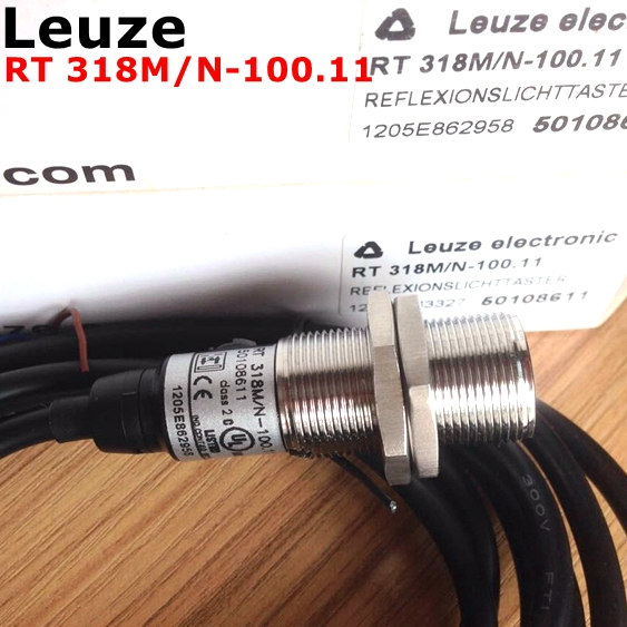 Leuze electronic RT 318M/N-100.11  Brand new original Leuze electronic RT 318M/N-100.11  Brand new original