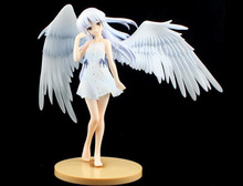 21cm Angel Beats! Tenshi Kanade Tachibana Good Smile Action Figure PVC Kids Gift Toys doll Anime Movie Model Cosplay collection