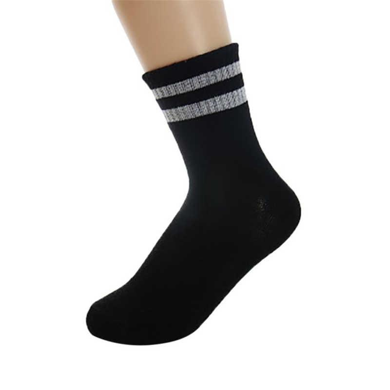 Feitong 2018 Yeni yaz Kadın Sevimli Patchwork Şerit Yıldız Moda Çorap Rahat Çorap 22-24 cm harajuku popsocket komik çoraplar