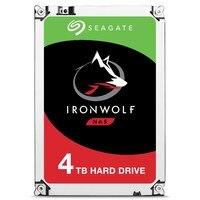 Seagate IronWolf ST4000VN008, 3,5 , 4000 ГБ, 5900 об/мин, Serial ATA III, 64 Мб, HDD