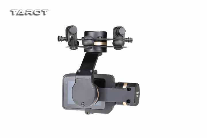 High Quality Tarot Tl3t05 For Gopro 3div Metal 3 Axle Brushless