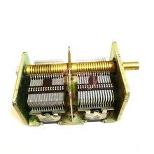 Новый многоцелевой конденсатор 246 type 2 * 460PF, радио, двойной переменный конденсатор