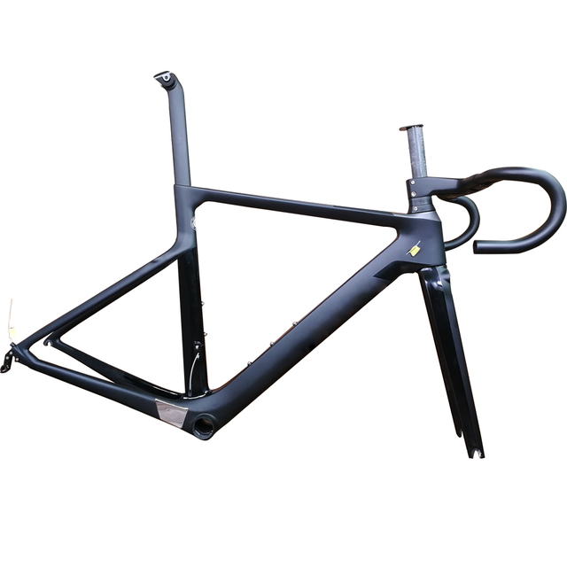 US $550 0 |2019 new TOP T1000 UD carbon road frame bicycle racing bike  frameset can be disc brake disk +handlebar taiwan made XDB DPD ship-in  Bicycle