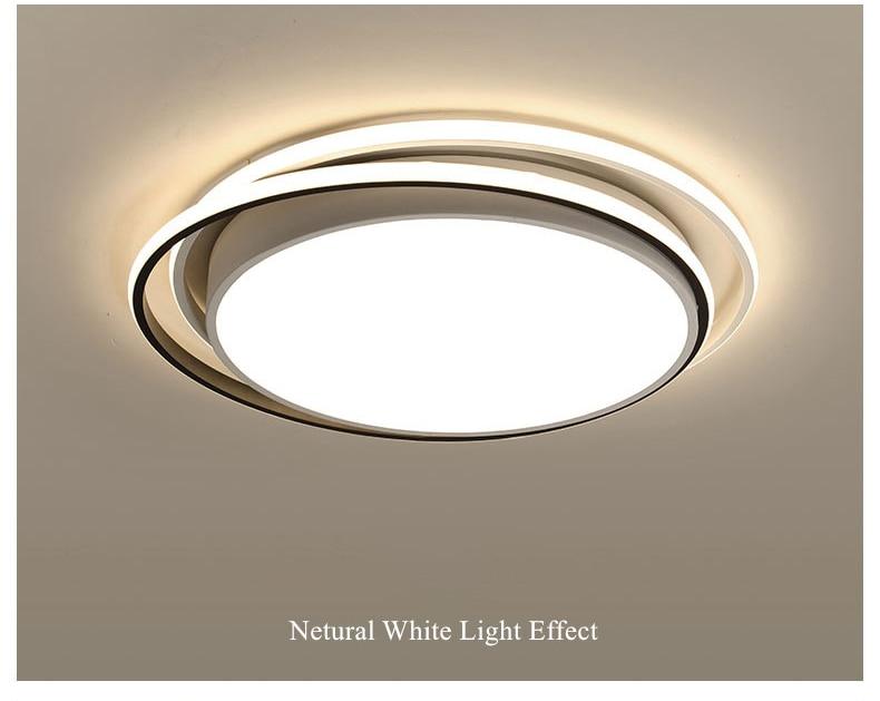 modern led chandelier ceiling lamp 9