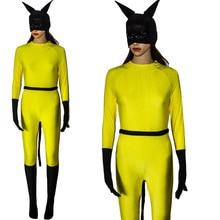 New Hellcat Costume Cosplay For Women Patricia Walker Jumpsuit Bodysuit Superhero Costume For Women Halloween Costume For Adult