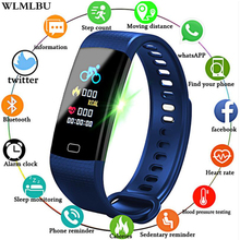 Smart Band Y5 Watch Color Screen Wristband Heart Rate Activity Fitness tracker Electronics Bracelet VS Xiaomi Miband 2