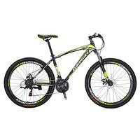 Mountain Bike X1 27.5 Inch Bicyle 21 Speed Dual Disc Brake Bike