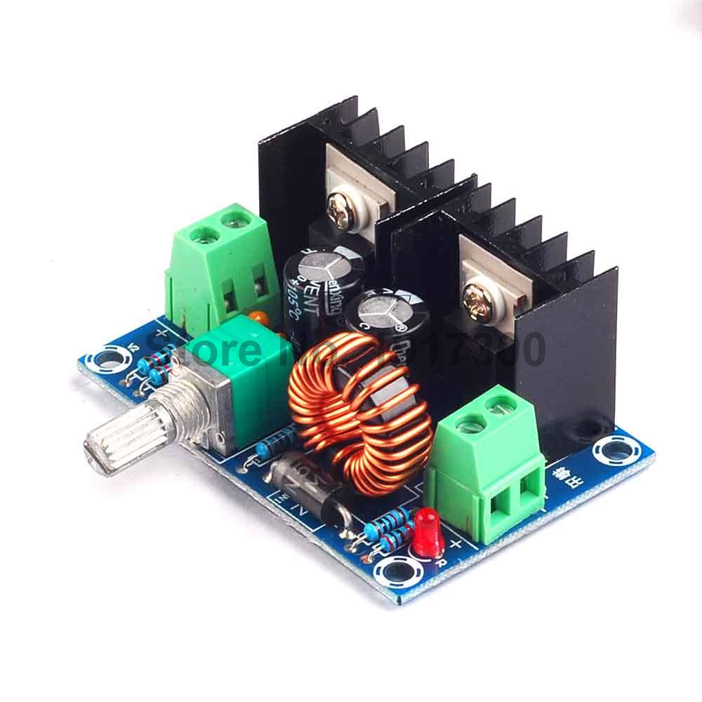 1PCS IC Module DC-DC M401 Buck Module XL4016E1 High Power DC Voltage Regulator 8A with Voltage Regulator C7A5 куплю компрессор 2вм4 8 401