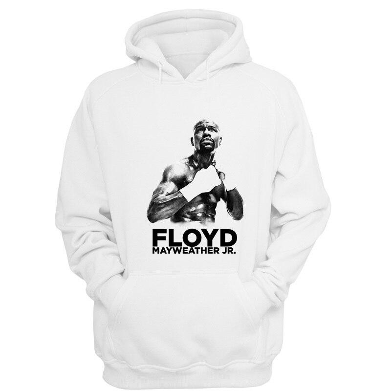 Floyd Mayweather Hoodies Hommes Casual Pull Mâle Sweat Drôle vêtements à capuche Imprimé Shirts G2354