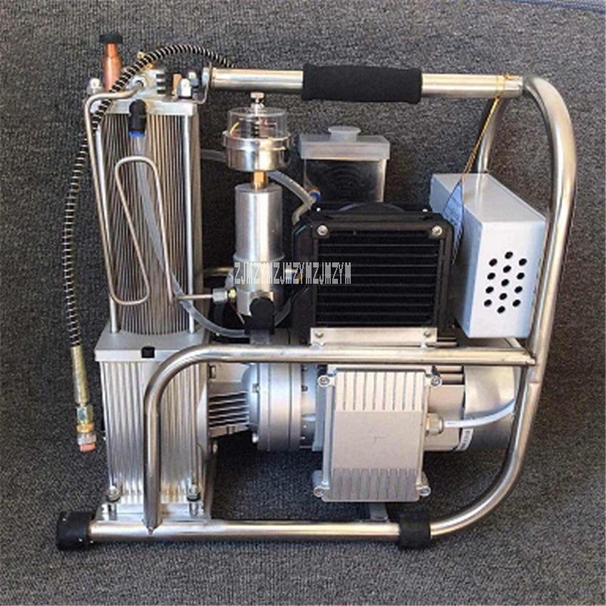 High Pressure Air Pump Water Cooled Air Cooled Air Compressor 6th Generation Electric Air Compressor 220V 900W 1400r/min 0 40MPA