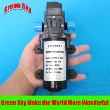 5.5l/min 80w 12v automatic pressure switch type with on/off button and dc jack small diaphragm pump 5 5l min 80w 12v automatic pressure switch type with on off button and dc jack electric diaphragm pump
