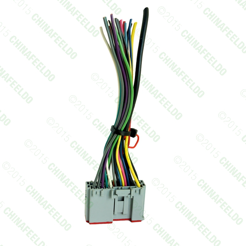 Car Radio Player font b Wiring b font font b Harness b font Audio Stereo Wire mercury wiring harness adapter ford truck wiring harness  at virtualis.co