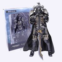 SQUARE ENIX Play Arts KAI Final Fantasy DISSIDIA Gabranth PVC Action Figure Collectible Model Toy 28cm