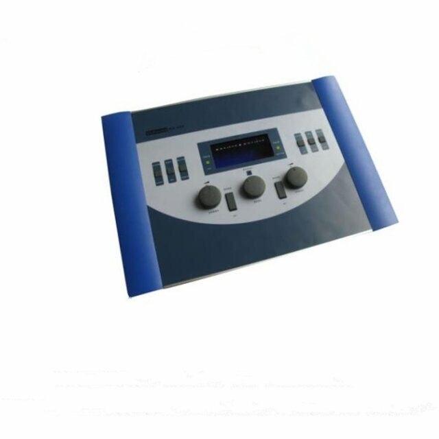 Audiometer Audiometry Hearing Screening Headphone Air Conduction Audiometer Ear Care Tool for Hearing Test AD 104