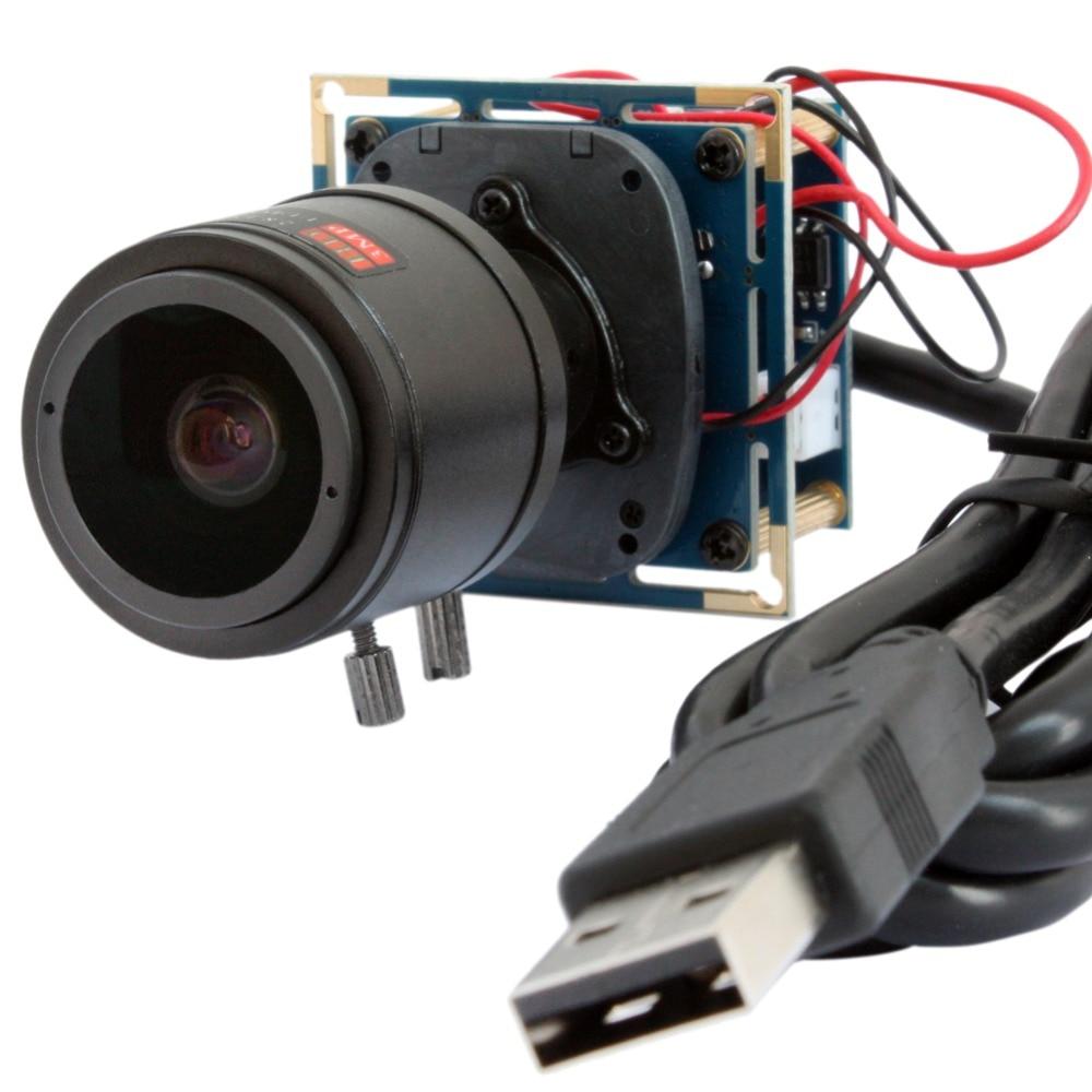 1920 1080p 30fps 60fps 120fps HD Cmos OV2710 2 8 12mm Varifocal lens CCTV Mini board