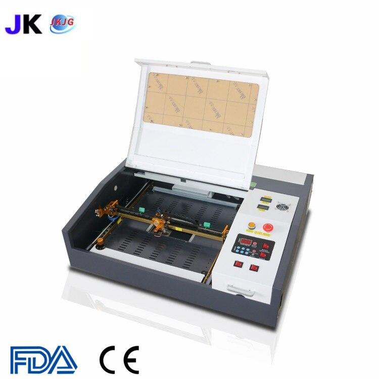 Freeshipping Hot sale corellaser 4040 50w wood laser cutting machine price cheap