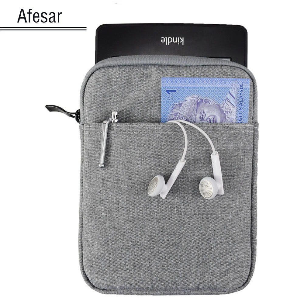 Soft protect universal 6 inch ebook bag case for New Kindle Kobo Glo Aura Touch sony prs ONYX Boox c67ml kepler PocketBook pouch sony reader pocket edition prs 300 киев