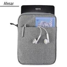 Suave proteger universal 6 pulgadas ebook bolsa caso para el Nuevo Kindle Glo Kobo Aura ONYX Boox Touch sony prs c67ml kepler PocketBook bolsa