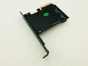 Image 5 - マーベル 88SE9230 SATA PCI Express 4 ポート拡張カード SATA コントローラ PCI E Raid カード PCI E に SATA3.0 アダプタコンバータカード