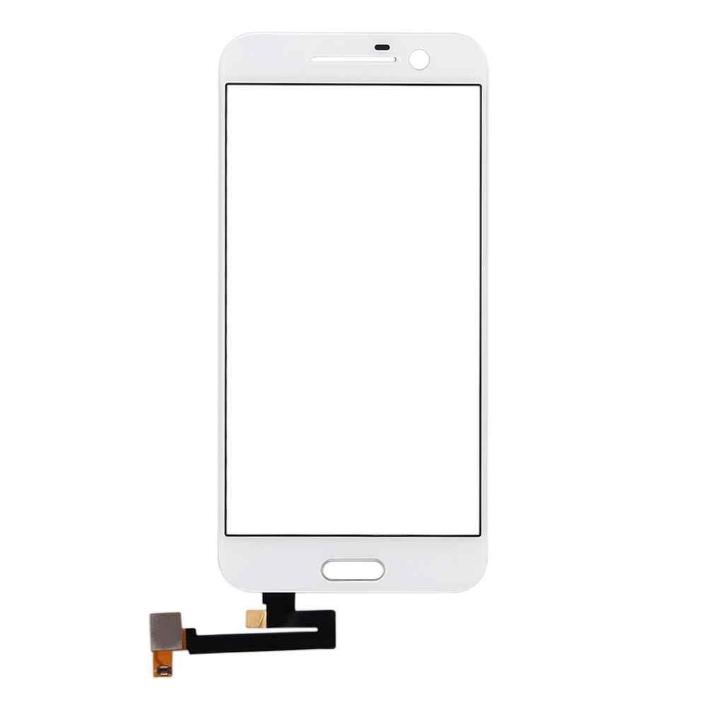 באיכות גבוהה עבור HTC 10/אחד M10 מגע מסך Digitizer לוח מגע עדשת זכוכית החלפת חלק