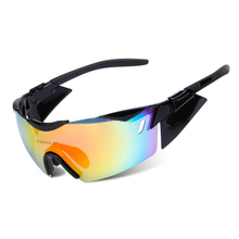 2016 Men Women Cycling Glasses UV400 Outdoor Sports Windproof Eyewear Mountain Bike Bicycle Motorcycle Glasses Sunglasses