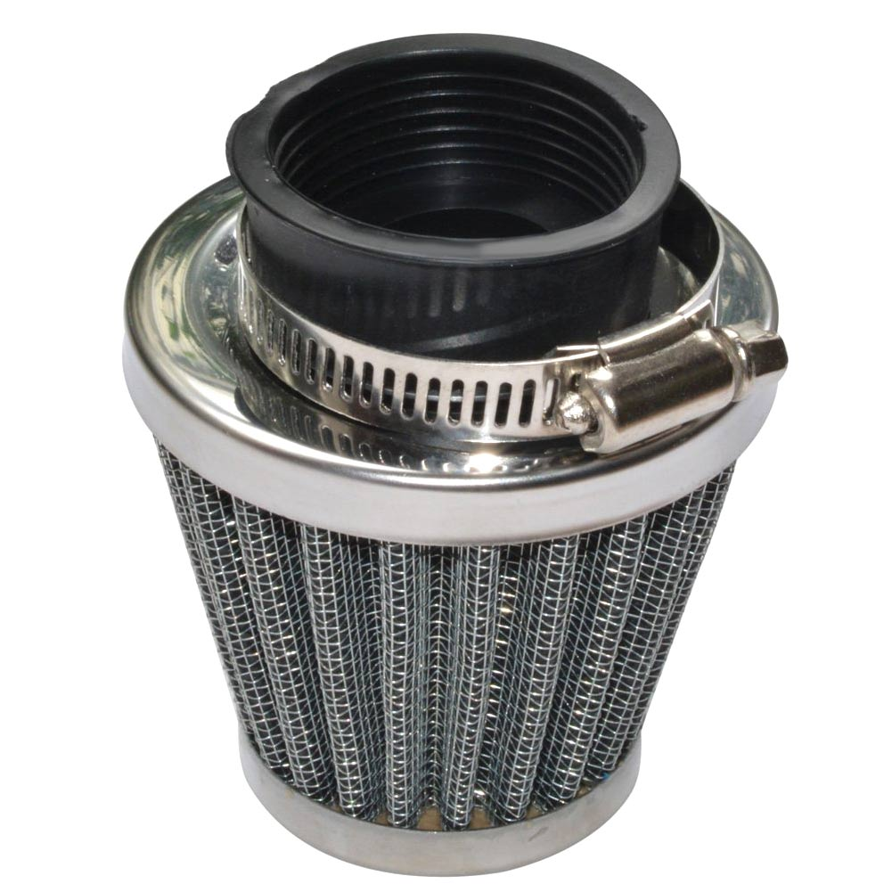 Hot Motorcycle POD Air Filter Cleaner 35/39/42/44/48/50/52/54/60mm Filters for ATV Pit Dirt Bike BX filtros cónicos 60 mm