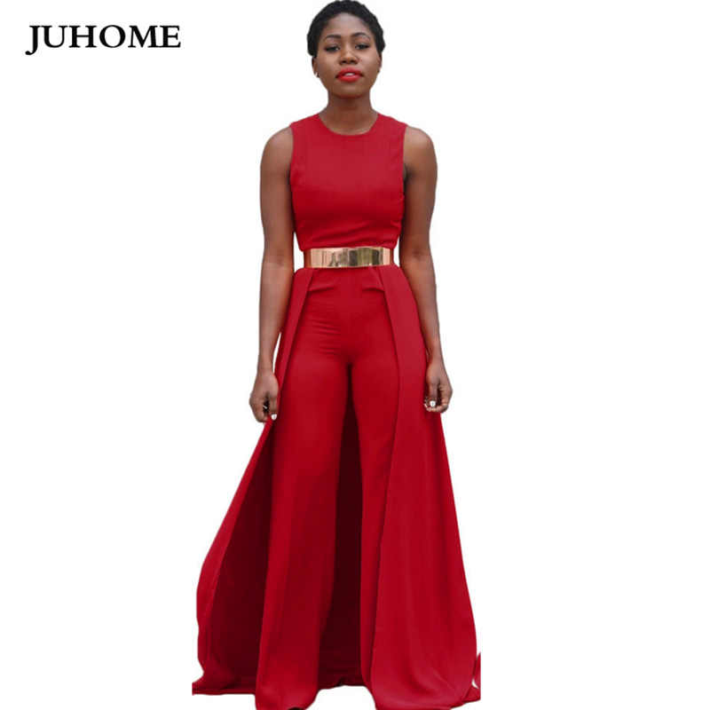 6d5bdaabe72 ... high quality women fashion nova 2018 rompers jumpsuit One Piece Long  wide leg pants Casual Party ...