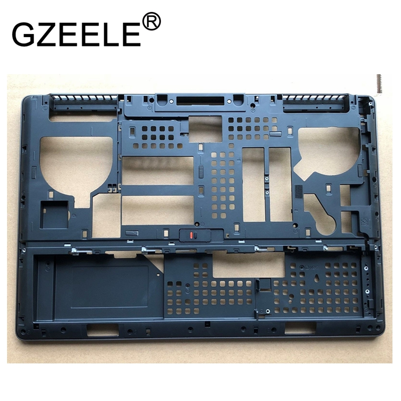 GZEELE new for DELL Precision 17 7710 7720 Bottom Base Case Cover 4M07T 04M07T with USB-C brand new original laptop case for dell precision 7710 7720 m7710 m7720 bottom door rear case 73jtc 073jtc