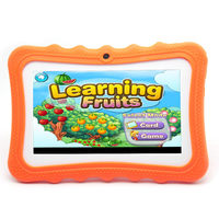 Interpad Kids Tablet 7 Inch Quad Core Allwinner A33 Android 4 4 Wifi 8GB Learn Tablet