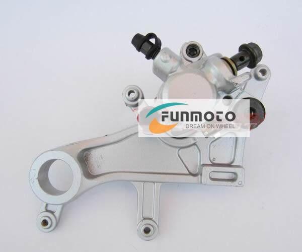 rear brake shoe  brake caliper brake pump   for X-MOTO ZHENGLIN 250 brake shoe