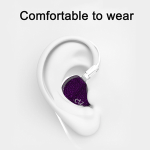 Image 4 - CTZ DIY Custom Made 16BA Balanced Armature Unit Drivers 0.78mm 2 Pin Earphone DJ Noise Canceling Headphone for iPhone xiaomi