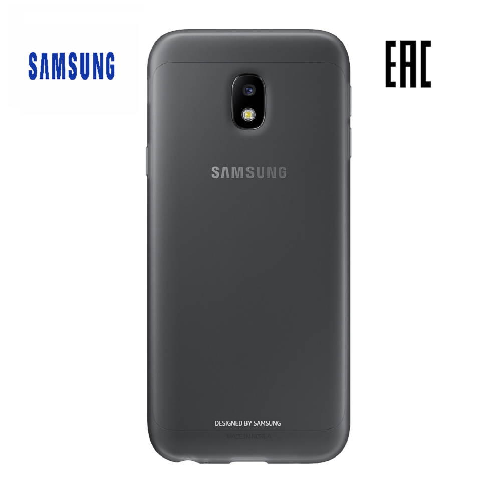 Case for Samsung Jelly Cover Galaxy J3 (2017) EF-AJ330T Phones Telecommunications Mobile Phone Accessories mi_32823953839